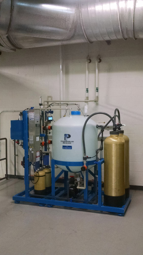 Pureflow High Purity Water Systems Amp Services