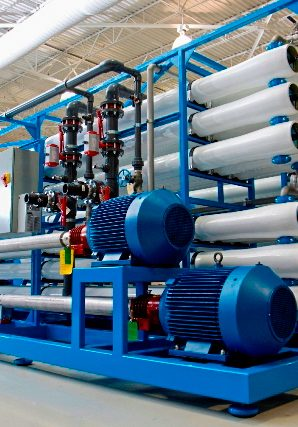 High Purity Water Systems & Services | Pureflow