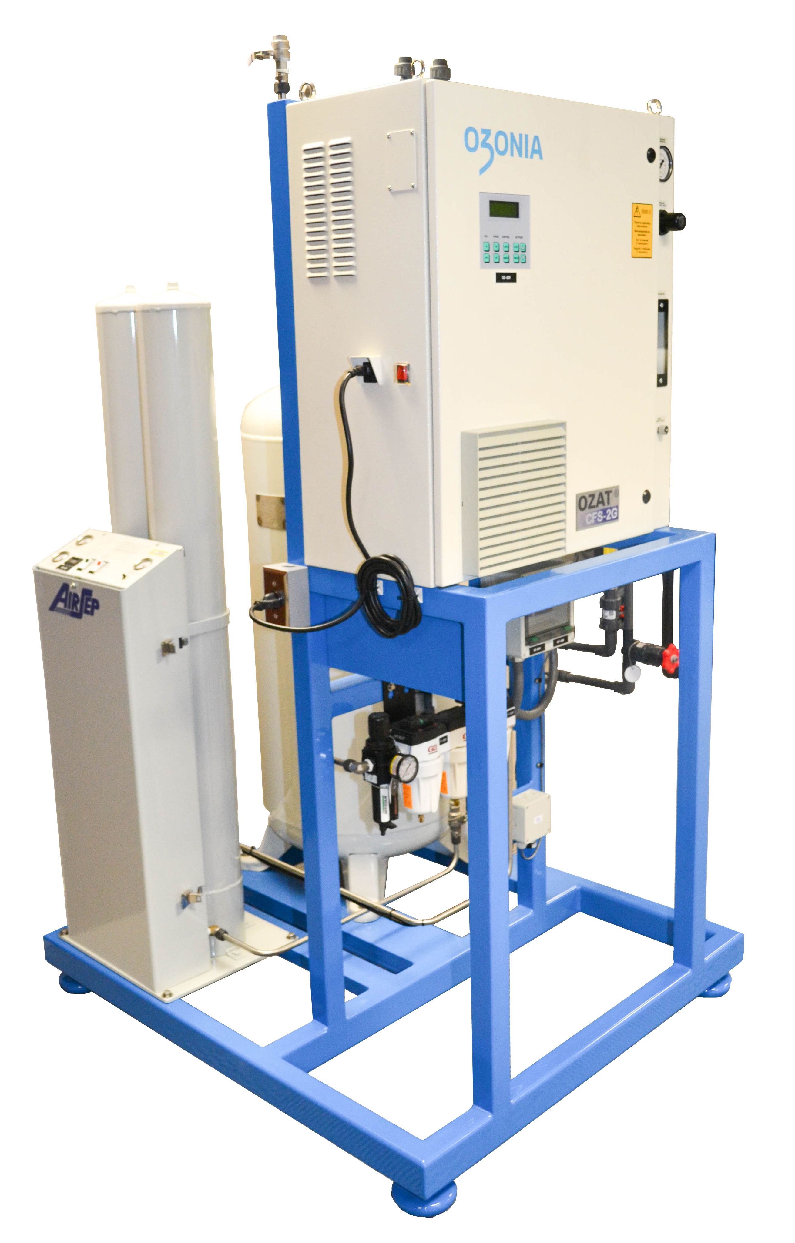 Ozone And High Purity Water Systems Pureflow